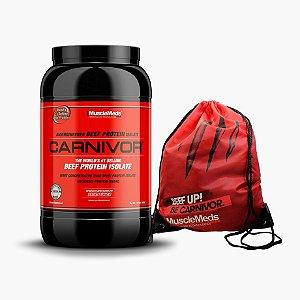 Carnivor Beef Protein 2lb - GRÁTIS BOLSA - MuscleMeds