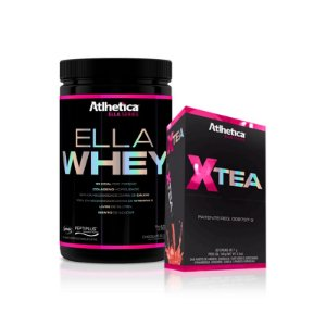 Kit ELLA Fitness- Atlhetica