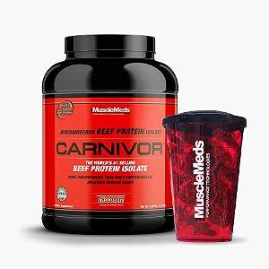 Carnivor Beef Protein 4lb GRÁTIS COPO - MuscleMeds
