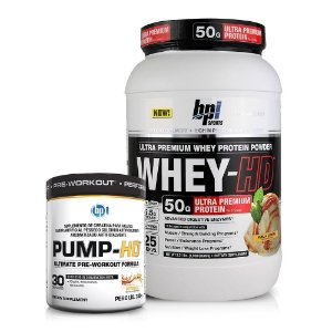 Combo Whey HD + Pump-HD - BPI Sports