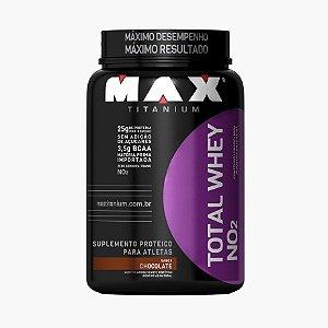 Total Whey (900g) - Max Titanium