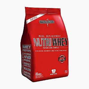 Nutri Whey Protein Refil (907g) - Integral Médica