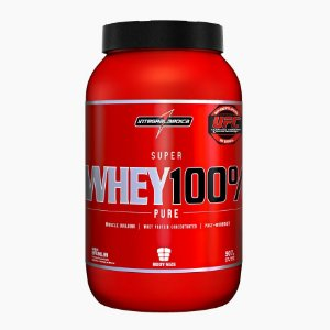 Super Whey 100% Pure (907g) - Integral Médica