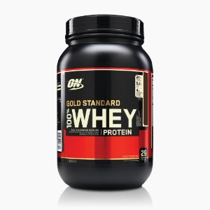 100% Whey Gold Standard 2lb - Optimum Nutrition Venc (02/19)