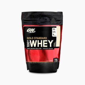 100% Whey Gold Standard 1lb - Optimum Nutrition