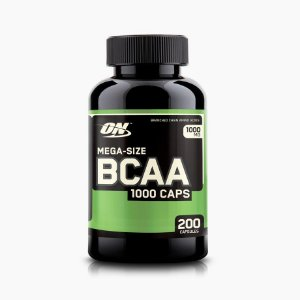 BCAA 1000 (200caps) - Optimum Nutrition