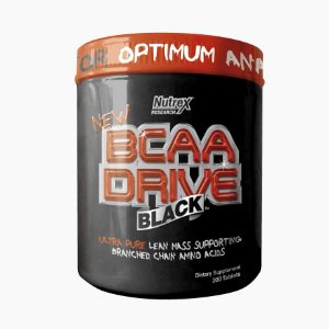 BCAA Drive Black 1000mg (200caps) - Nutrex