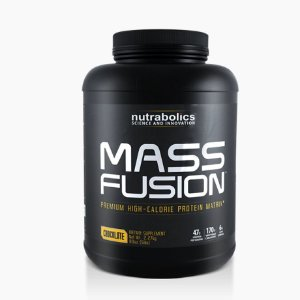 MassFusion (5lb/2,3kg) - Nutrabolics