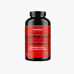 Carnivor Beef Aminos (270caps)  - MuscleMeds