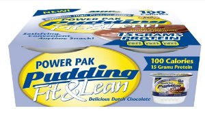 PowerPak Pudding (4 unidades/128g) - 15g Protein - MHP