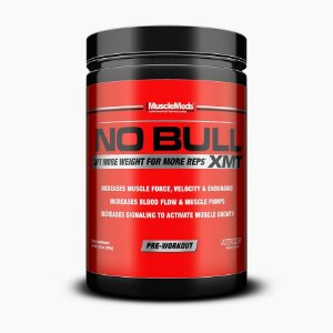 No Bull (306g) - MuscleMeds (VENC: 10/2017)