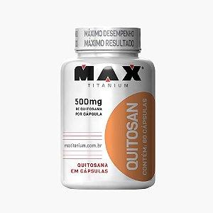 Quitosana (60caps) - Max Titanium
