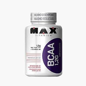 BCAA 1,2G (272caps) - Max Titanium