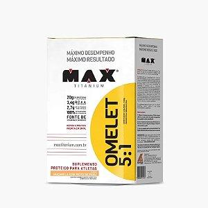 Omelete 5:1 (450g) - Max Titanium
