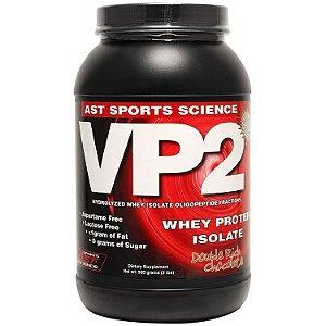 Whey Protein VP2 c/ Aminogen (908g) GRÁTIS BOLSA XCORE - AST Sports Science