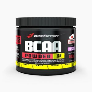 BCAA Muscle Builder Powder (100g) - Body Action Venc (03/19)