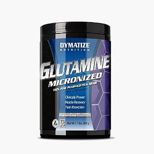 Glutamina Micronizada (500g) - Dymatize