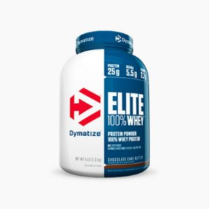 Elite Whey Protein Isolate(2,3kg) - Dymatize VENC (08/18)