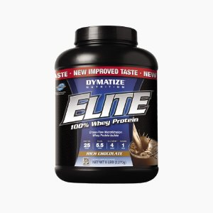 Elite Whey Protein Isolate (2,268g) - Dymatize