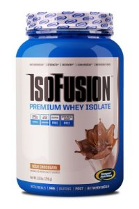 Isofusion Premium Whey Isolate (726g/23 doses) - Gaspari Nutrition