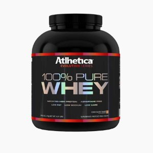 100% Pure Whey (2000g) - Atlhetica Nutrition