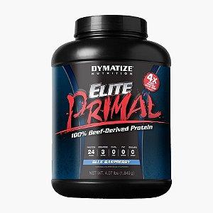 Elite Primal 4,10lb - (Proteína da Carne) - Dymatize