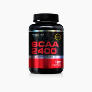 BCAA 2400 MG (120tabletes) - Probiótica (VENC:09/2017)