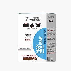 Max Mousse Protein - (600g) - Max Titanium