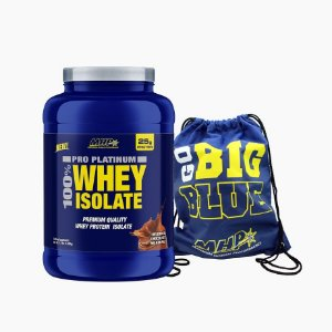100% Whey Isolate Pro Platinum - (3lbs) - MHP