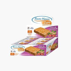 Doce de Amendoim Zero Açúcar (24unidades/480g) - Santa Helena