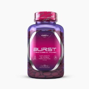 BURST Thermogenic Power (120caps) - XGEN Nutrition