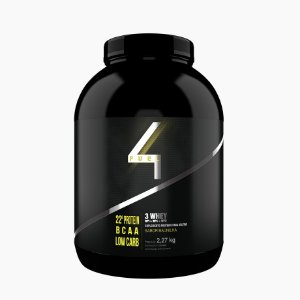 3 Whey Protein (2,270g) - 4 Fuel