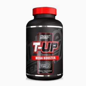 T-UP Mega Booster (60 caps) - Nutrex