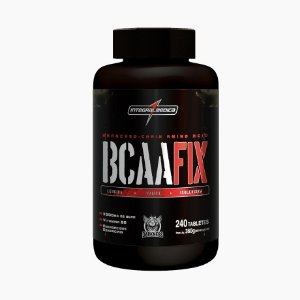 BCAA FIX (240tabs) - Integral Médica