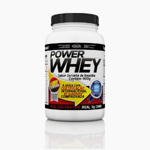 Power Whey (900g) - Power Supplements