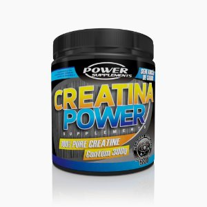 Creatina Power (300g) - Power Supplements / VENCIMENTO 30/07
