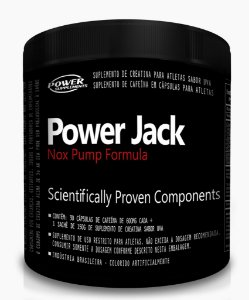 Power Jack (150g + 30caps) - Power Supplements