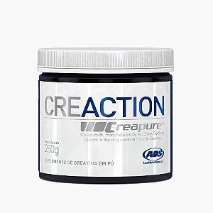 Creatina CreAction CREAPURE (250g) - Atlhetica Clinical Series