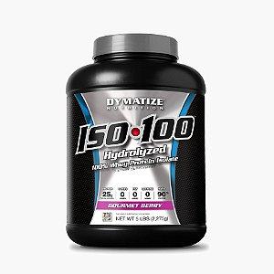 Whey ISO 100 (2,267g/5lb) - Dymatize