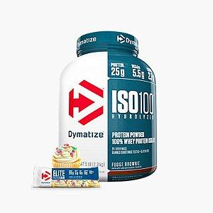Whey ISO 100 (2,267g/5lb) - Dymatize Venc (02/19)