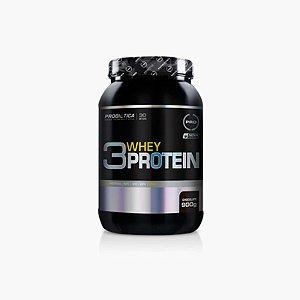 Whey Protein 3W (900g) - Probiótica