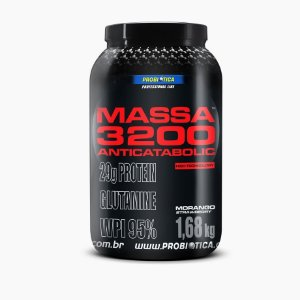 Massa 3200 Anti-Catabolic (1,680g) - Probiótica