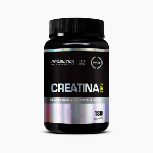 Creatina Caps (180 caps) - Probiótica VENC (03/2018)