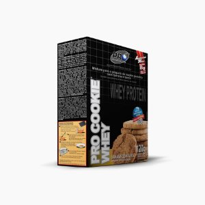 Pro Cookie Whey (3 Sachês de 38g) - Probiótica