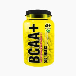 BCAA + 2.1.1 (500 Tabs) - 4 Plus Nutrition
