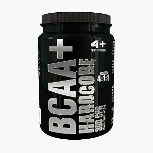 BCAA+ Hardcore 4.1.1 (300 Tabs) - 4 Plus Nutrition VENC: (09/2017)