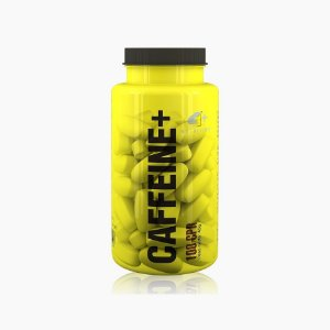 Caffeine+ (100caps) - 4 Plus Nutrition
