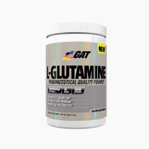 Glutamina Powder (500g) - GAT