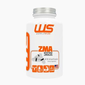 ZMA Size (60 oil-caps) - World Size