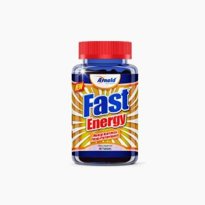 Fast Energy (60 Tabs) - Arnold Nutrition